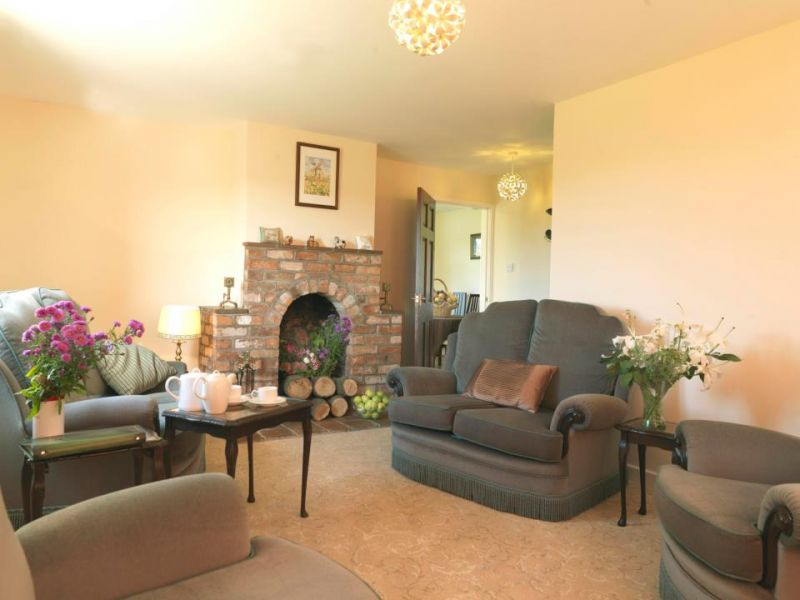 Holiday Lodge in Shropshire