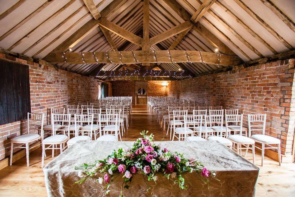 Soulton Hall Weddings - Moot Hall
