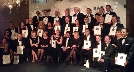 Shropshire Country House Awards