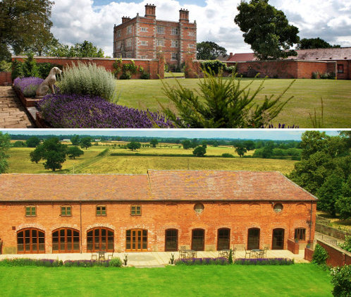 Soulton Hall and Soulton Court
