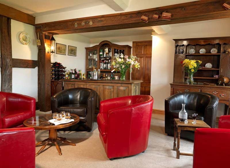 Soulton Hall Bar
