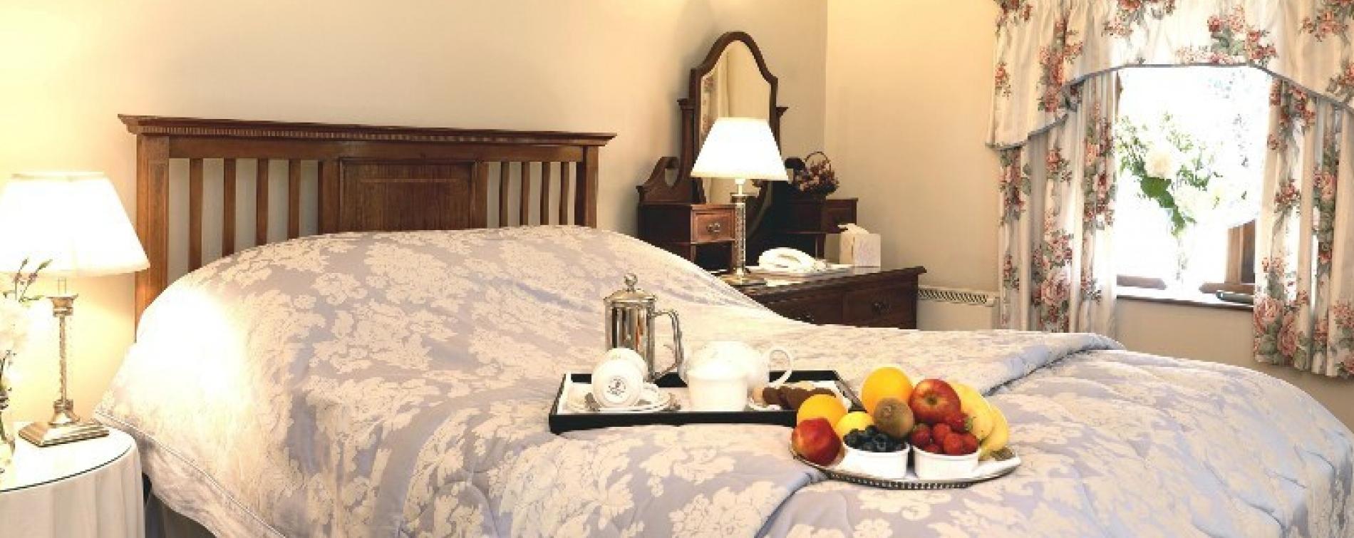 Saddlers bedroom Soulton