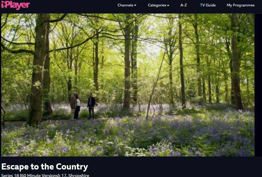 BBC Escape to The Country