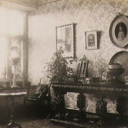 Dining Room, 1890s